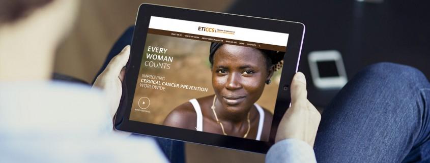 Launch ETiCCS Website